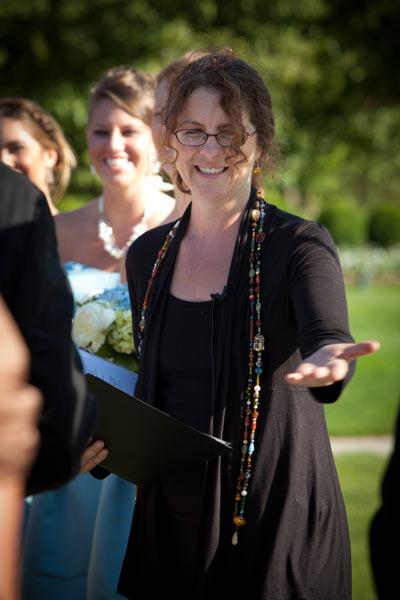 Michelle Smith, Asheville Celebrant