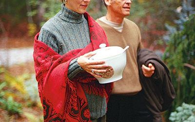 Bringing Food: a bit of personal ceremony can make a gift of comfort more meaningful