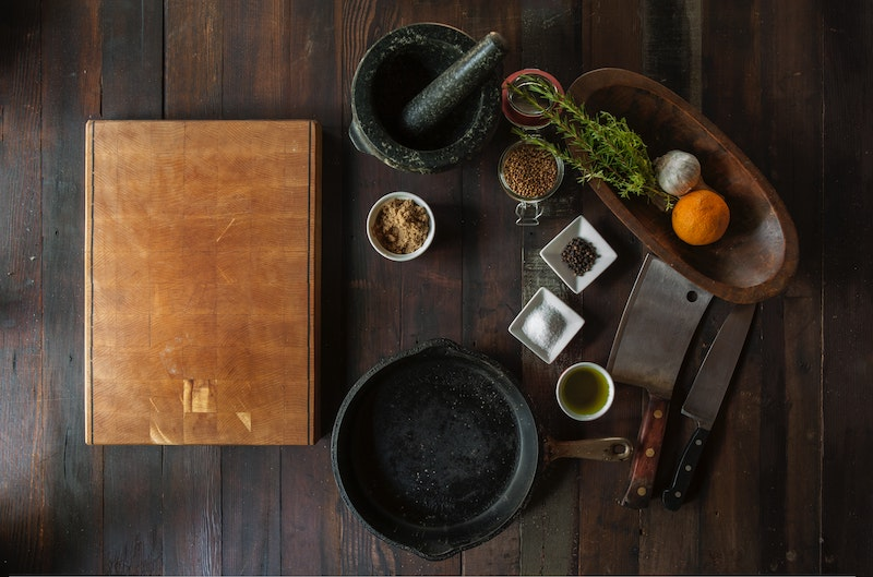 A bit of personal ritual or ceremony makes a gift of food more meaningful.